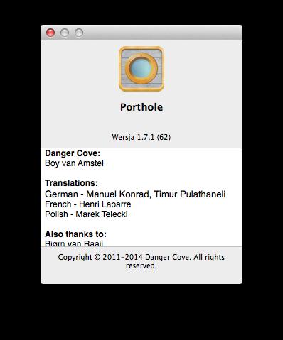 Porthole PL 01
